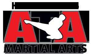 Henderson's ATA Martial Arts Logo
