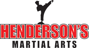 Henderson's Martial Arts Logo