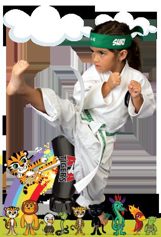 ATA Martial Arts Henderson's ATA Martial Arts - ATA Tigers
