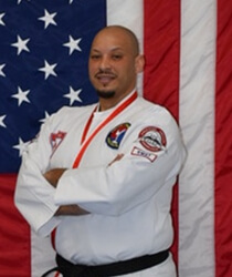 Henderson's ATA Martial Arts instructor